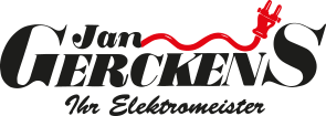Jan Gerckens Ihr Elektromeister Logo